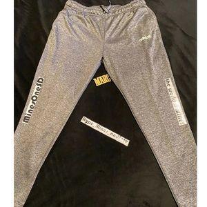 NWT Adidas Sweat Pants FL4847 Gray X-Large
